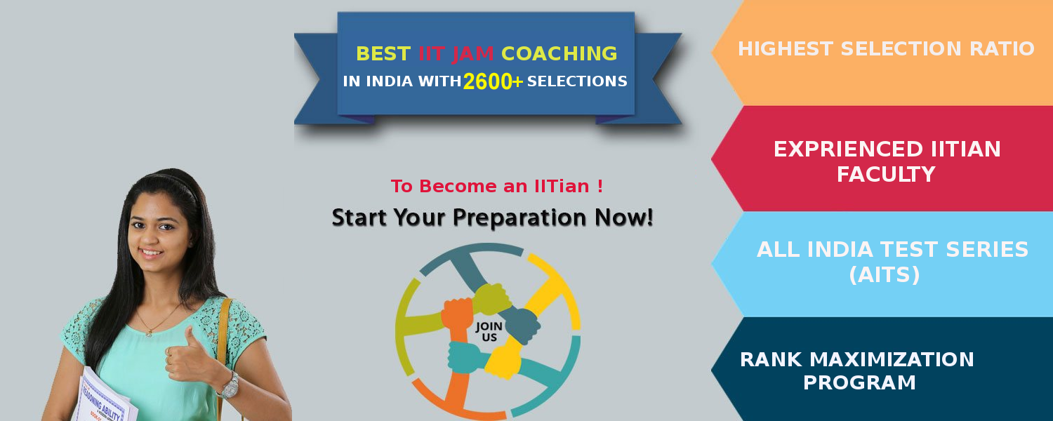IIT JAM COACHING, CLASSROOM COURSES, STUDY MATERIAL   VPM CLASSES