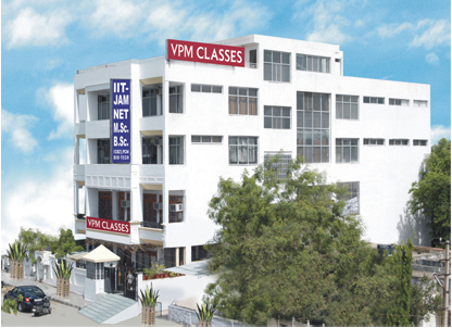 vpm classes kota building
